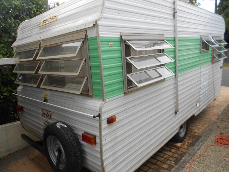 millard caravan history