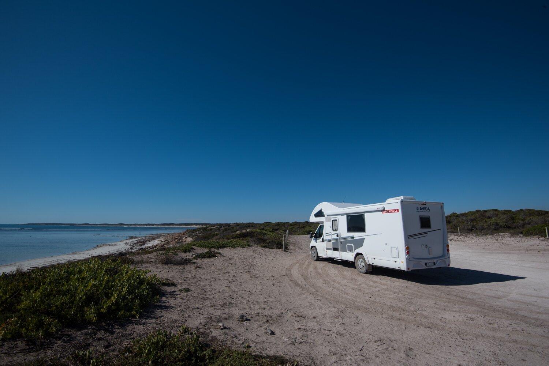 Camping York Peninsula Gleesons Landing