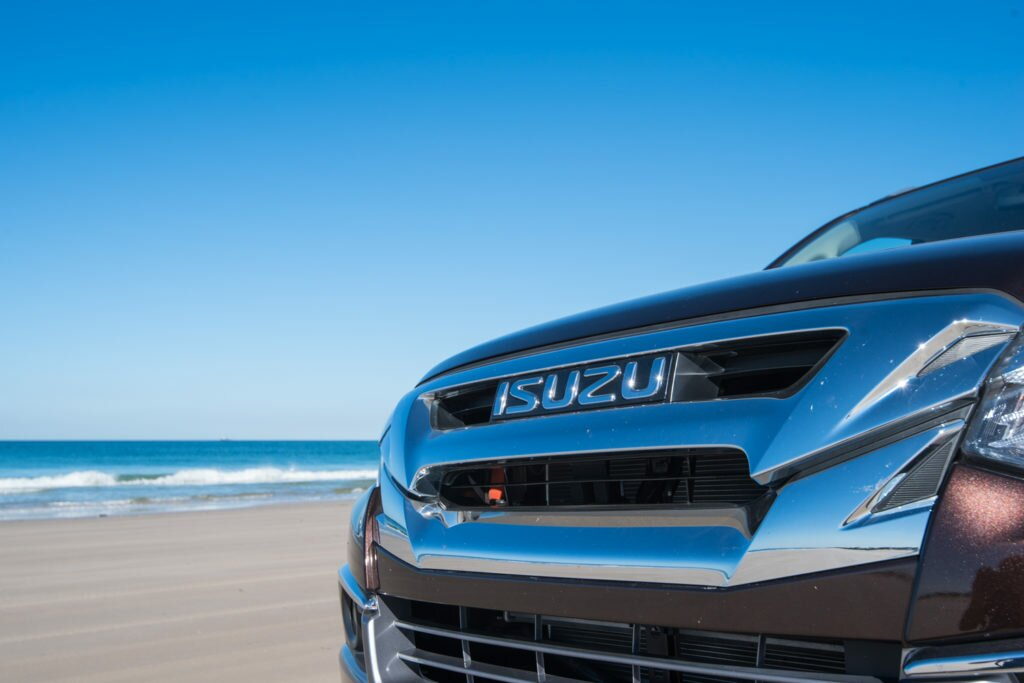 2017 Isuzu M-UX Tow Review