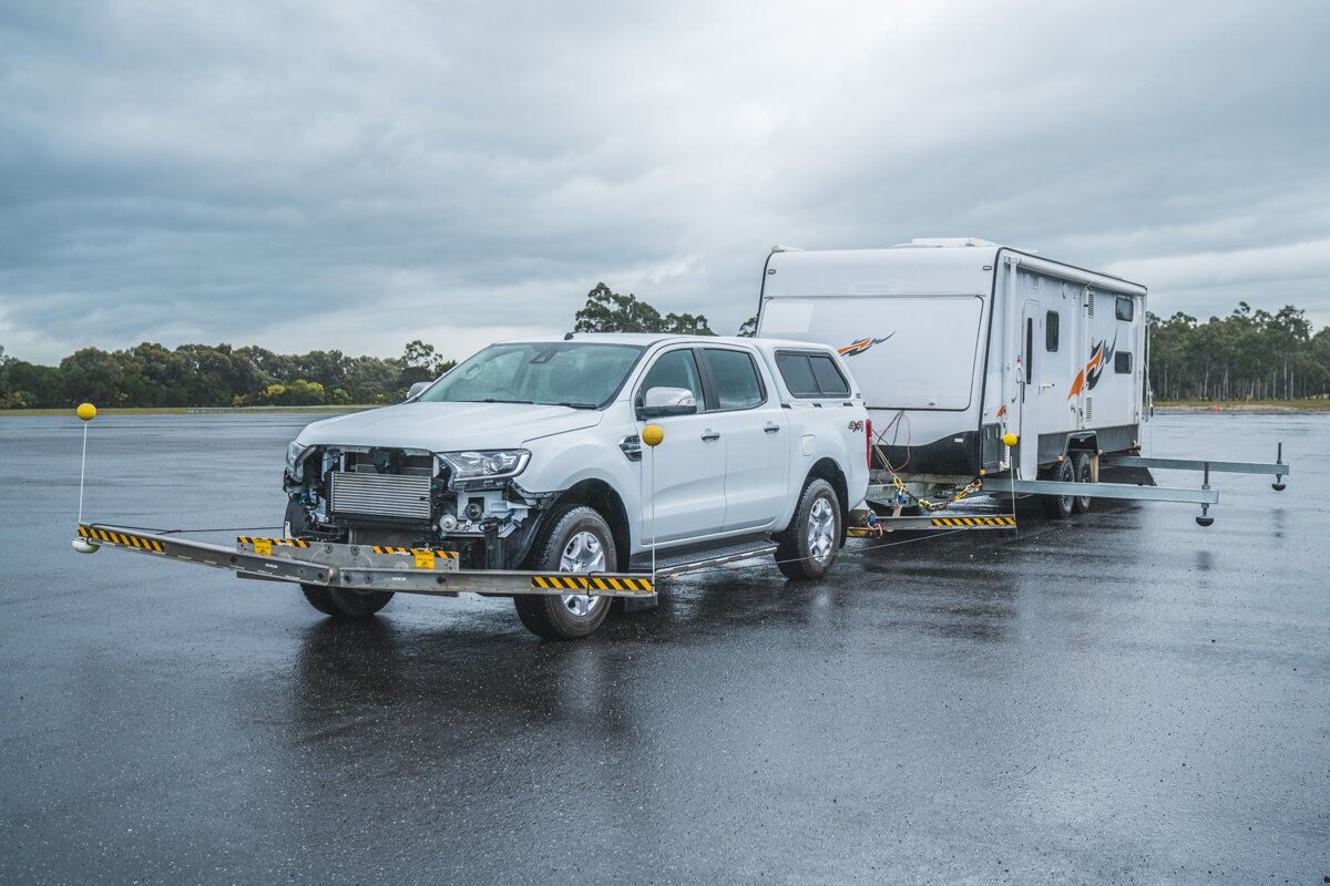 Tri Axle Chassis Weight Limits : Abs for caravans anti lock braking trailers