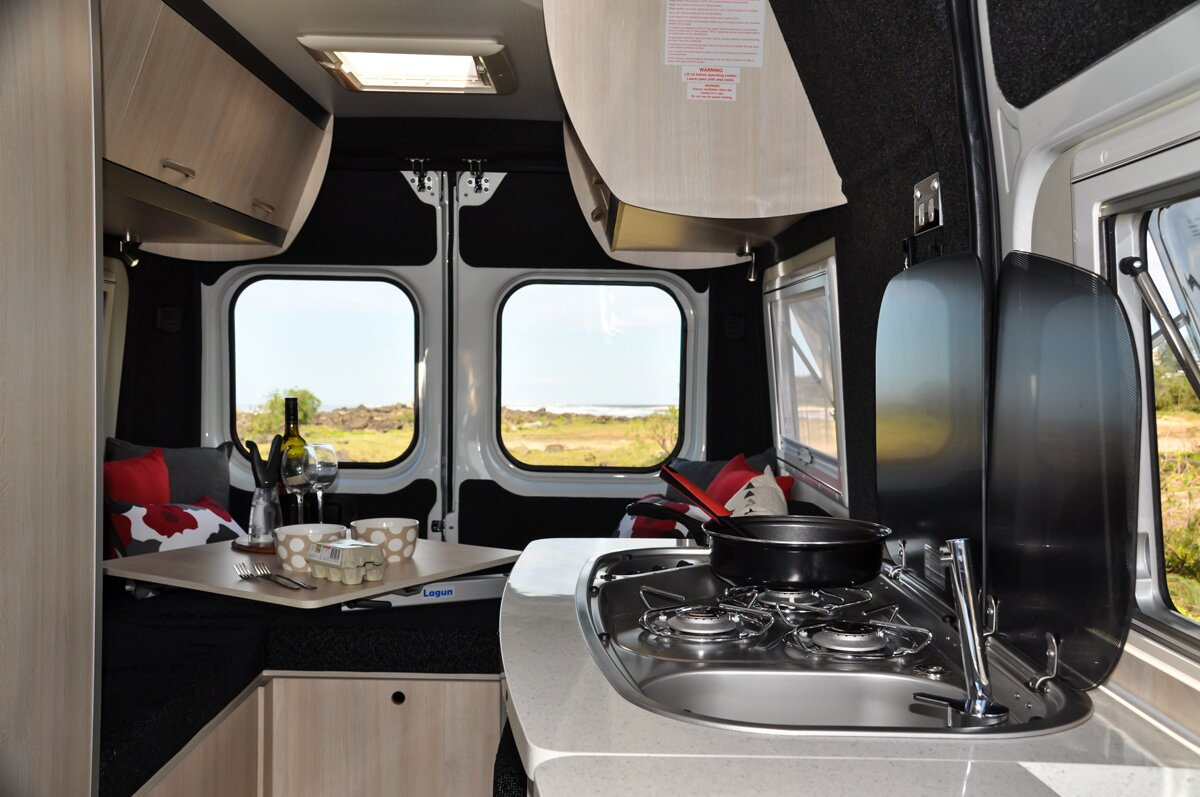 Horizon motorhomes review