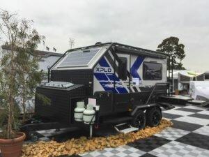 Jayco XPLO off-road caravan