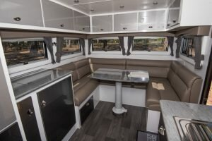 Living Edge Bellagio caravan review