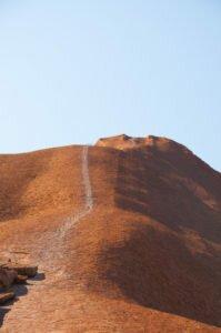 uluru climbing closed