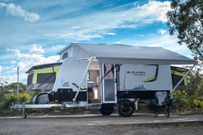 Jayco Expanda 16.49-3 review