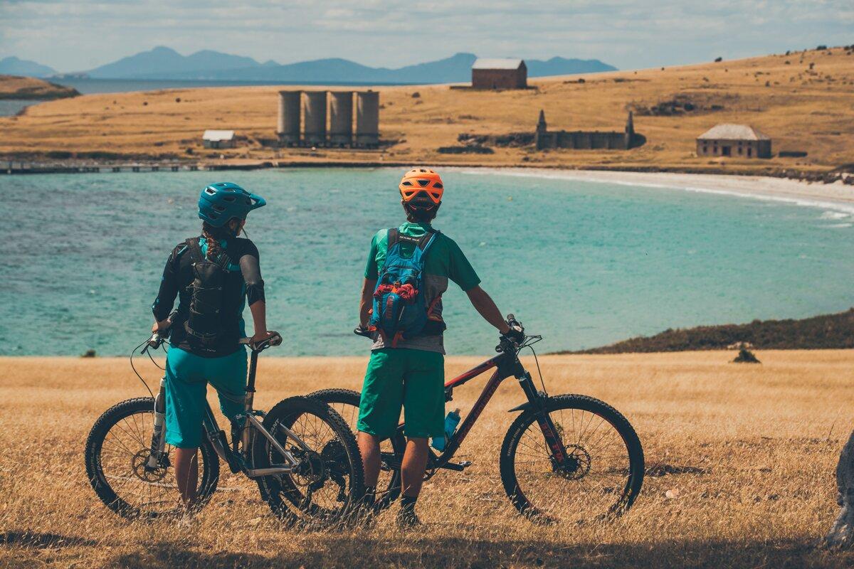 Maria Island - Tourism Tasmania - Flow Mountain Bike