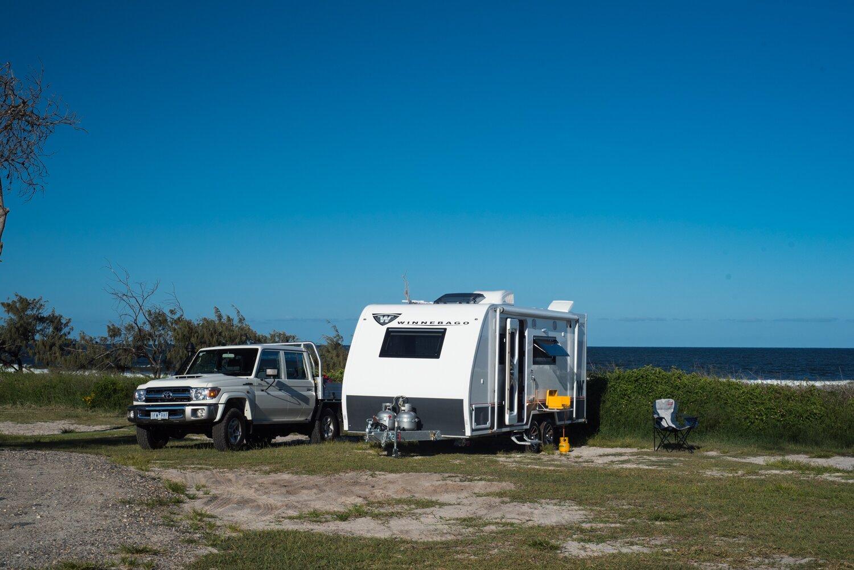 caravan in queensland safety