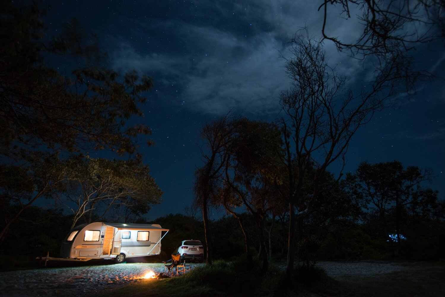 Tasmanian free camp shut down by council - Time to Roam
