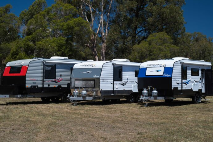 Living Edge Caravns liquidation