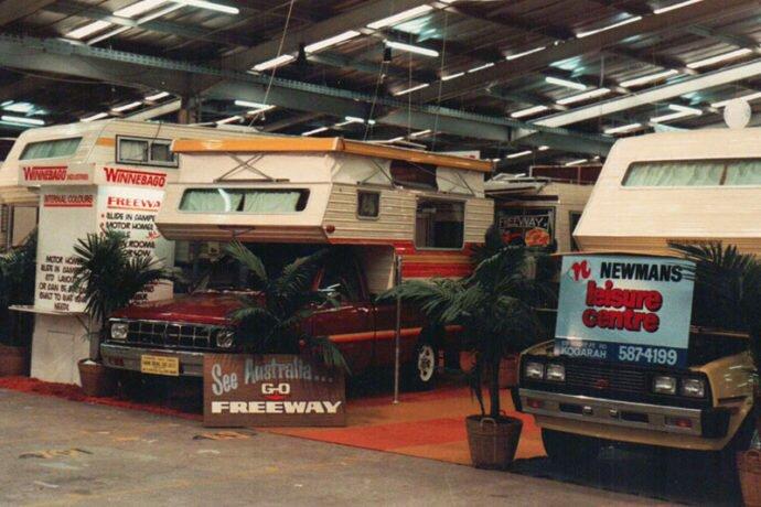 ROAM caravan museum
