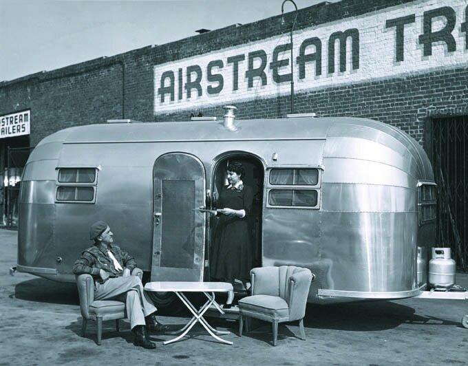 Airstream caravans australia