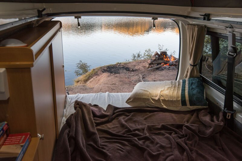 vanlife dreams