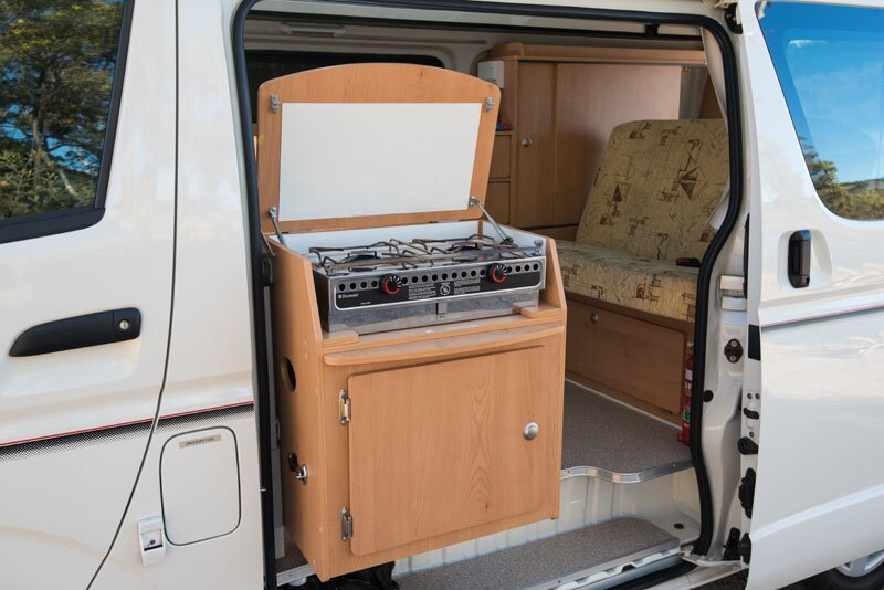 Unbiased campervan review - Frontline Hiace Adventurer