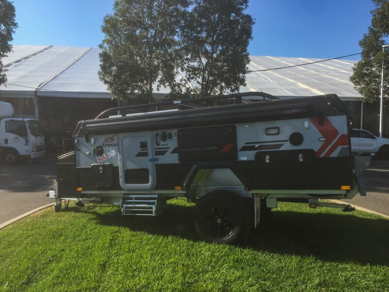 jayco offroad camper trailer