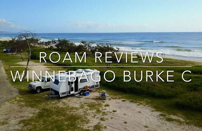 Winnebago burke caravan review