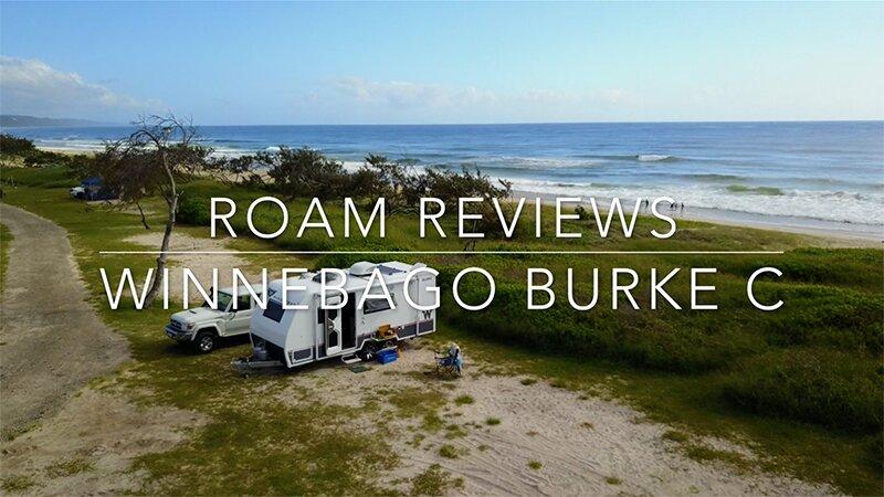 Winnebago burke caravan review