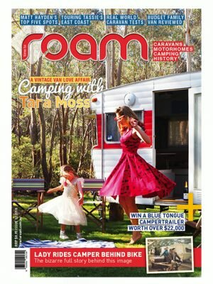 tara moss vintage caravan