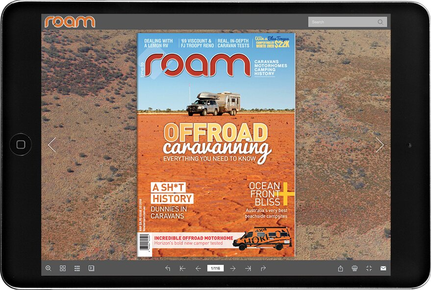 ROAM Issue 33