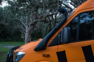 off road campervan snorkel