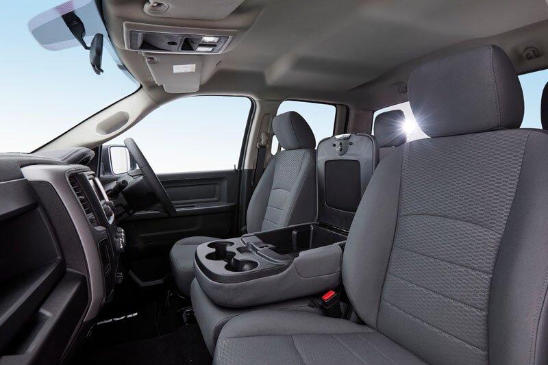 RAM 1500 express interior RHD