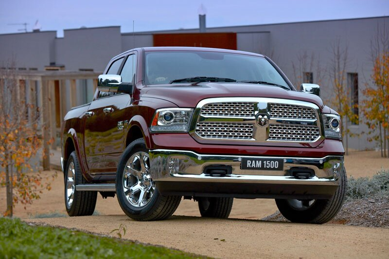ram 1500 comes to australia price and specs. Black Bedroom Furniture Sets. Home Design Ideas