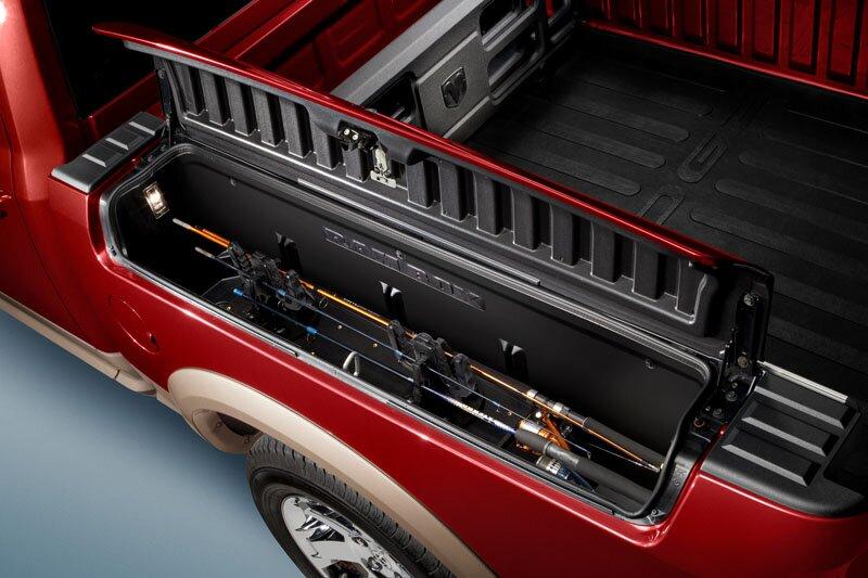 RAM Box gun safe