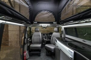 vanlife campervan review