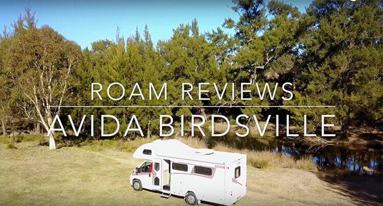 Avida Birdsville motorhome review