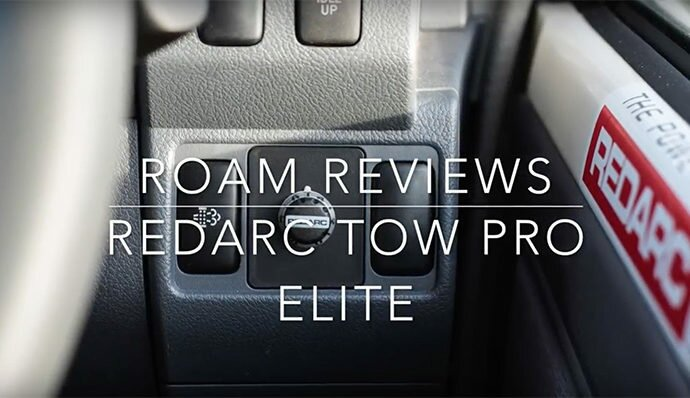 redarc tow pro elite
