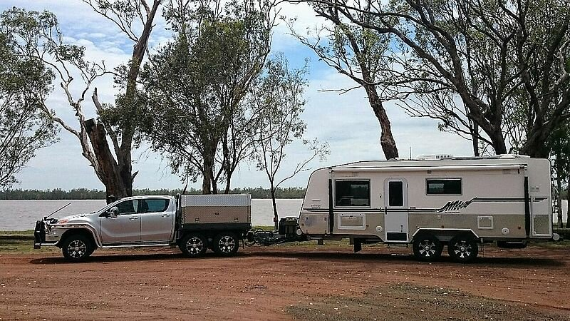 qld towing gcm increase