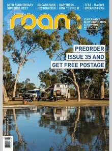 ROAM issue 35 sunliner