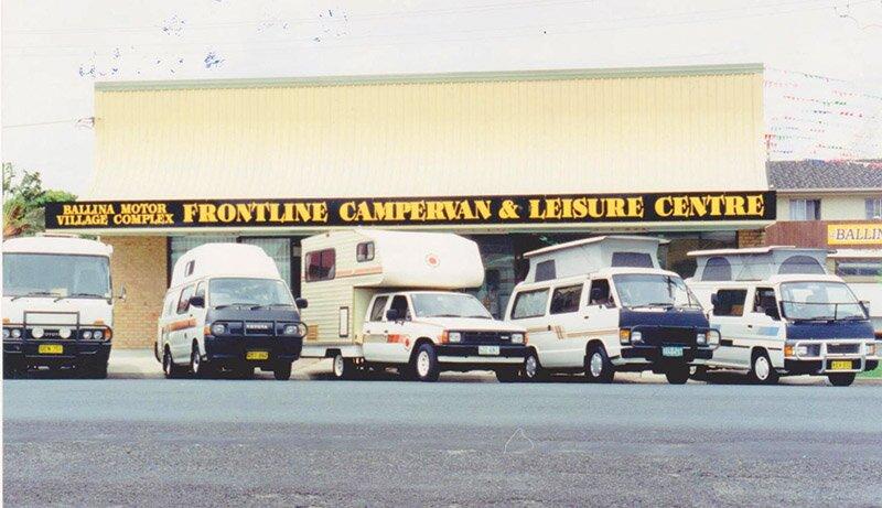 Ballina Campervans