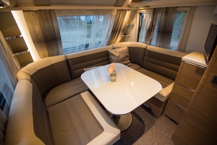 Unbiased Caravan Review - Adria Adora 612 - Luxurious
