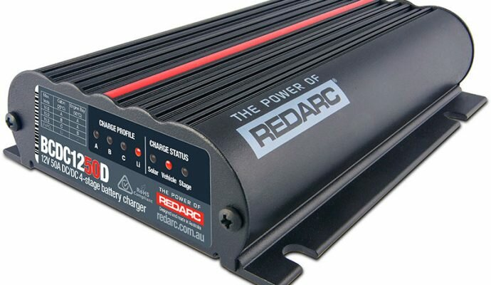 Redarc BCDC1250D review