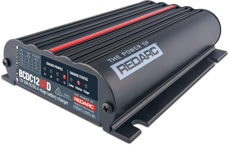 Redarc BCDC1250D review