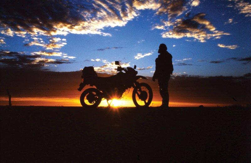 roothy motorbike