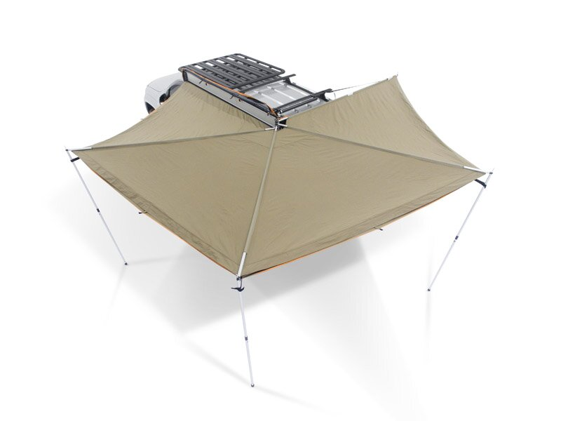 oztent foxwing review