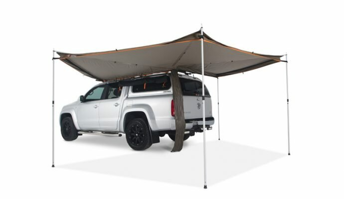 Oztent foxwing awning 4wd