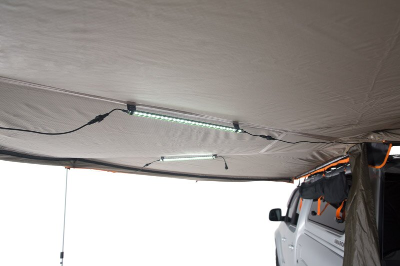 oztent foxwing lights