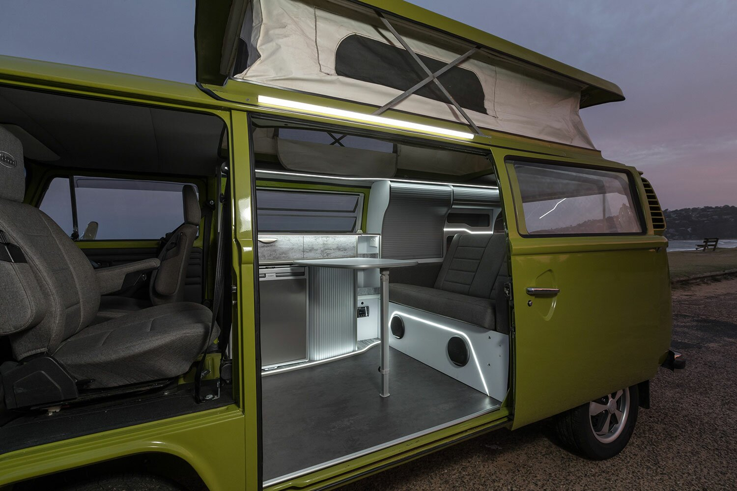 trakka campervan conversion t2