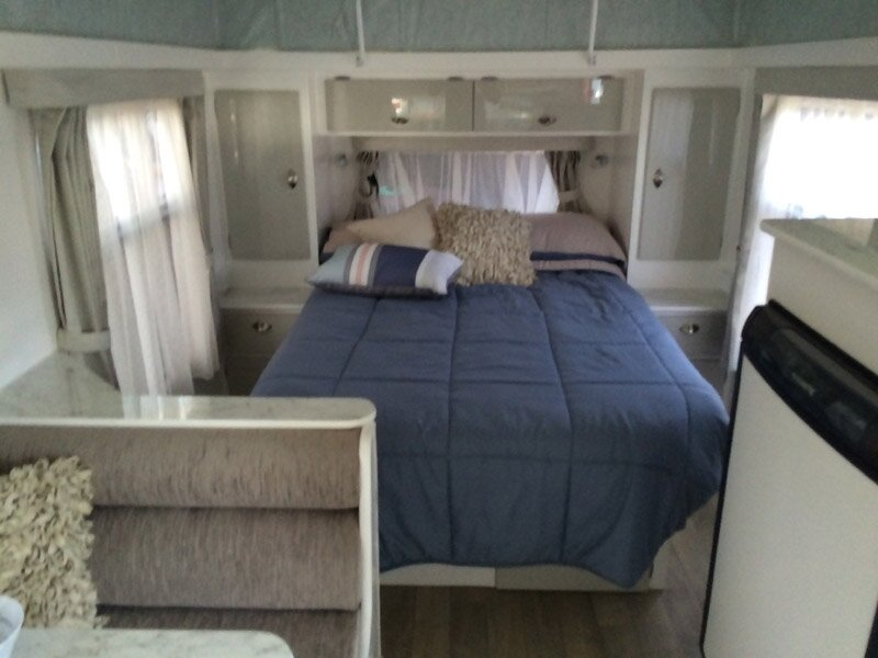 lightweight caravan review