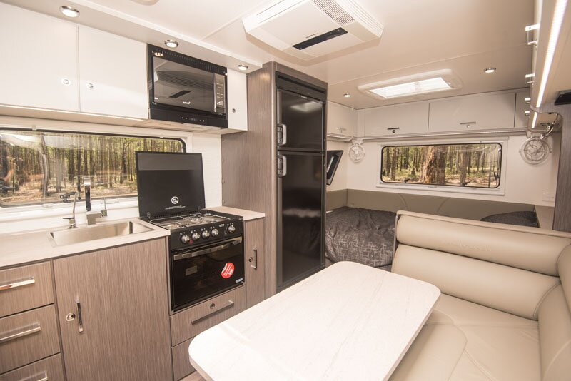jayco adventurer 16 test