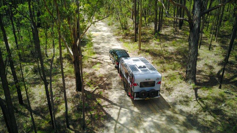 jayco offroad caravan review
