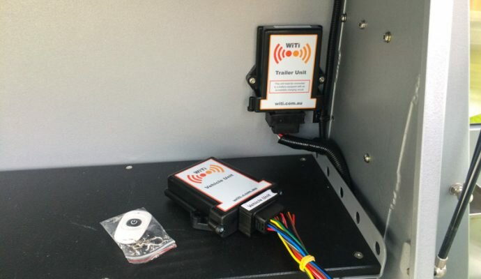 wireless trailer adaptor