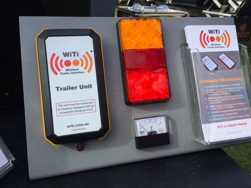 witi wireless trailer connector