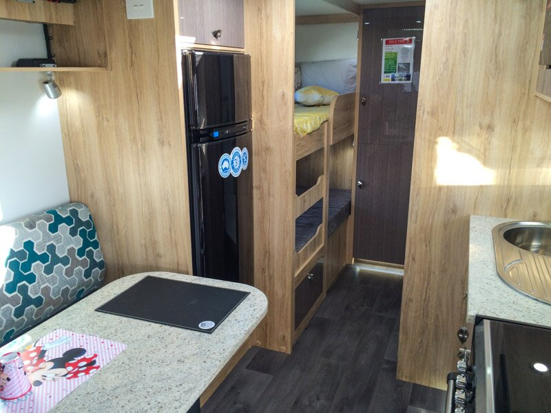 willow rv family van