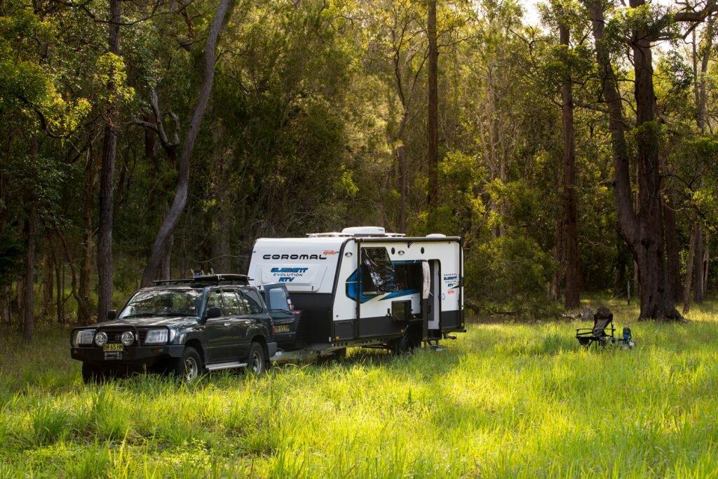 Unbiased Caravan Review - Coromal Element Evolution RTV tested