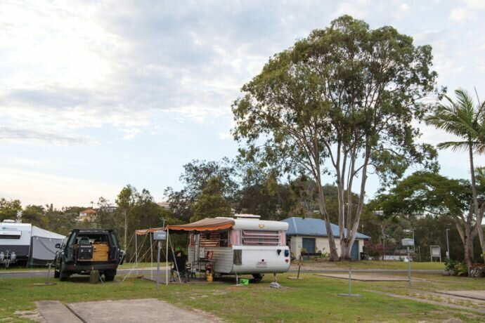 Caravan Park Tweed Heads